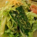 焼肉 みっちゃん - みっちゃんサラダ