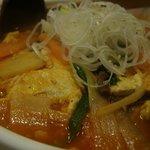 焼肉 みっちゃん - テグタン麺(麺は冷麺用)