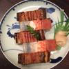 海老重 - 料理写真:箱寿司