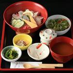 おかべや金目亭 - 料理写真:炙り金目丼