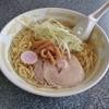 ラーメン松月 - 料理写真:しおラーメン 600円(クーポン利用でワンコイン)