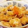 Sanchuu - 料理写真:たこ丼