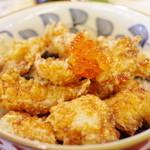 三忠 - 料理写真:たこ丼