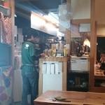 コビトカバ - 店内