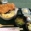 きむら亭 - 料理写真:きむら亭風カツ玉丼(大盛)【料理】