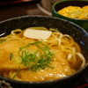 越後 - 料理写真:きつねうどん ミニ丼付き (¥980)
