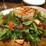 Amets - 山羊チーズのサラダ