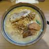 壱正 - 料理写真:北海道味噌らーめん 大盛り 炙りチャーシュー1枚
