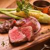 岩手県産門崎熟成肉のグリル…150g