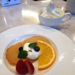 カフェ&ビュフェレストラン クレール - パンケーキ&ソフトクリーム