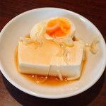蒲田刀削麺 - ランチサービス品♪♫~
