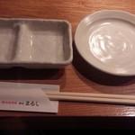 焼肉居酒屋 マルウシミート - 卓上セット(16-03)