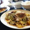 東巴 - 料理写真:東巴セット(ホイコロ