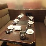 天香回味 - テーブル