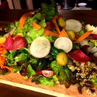 【オススメ】アイデケーノの農園サラダ