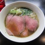牛骨らぁ麺マタドール - 贅沢焼牛らぁ麺醤油 1050円