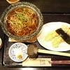 おく実庵 - 料理写真:天ぷら蕎麦