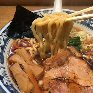 ラーメン雷鳥 - 料理写真:1号ラーメン