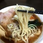 タブー・ザ ボニート - 麺は中くらい⁉︎