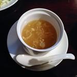 48496247 - ランチ:カジュアルセット(本日のスープ)