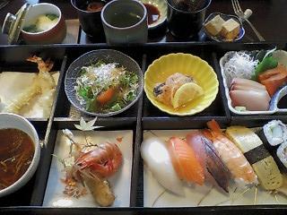 寿司茶屋 天蔵
