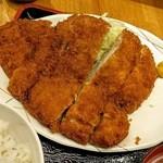 串鳥 - 料理写真:大きさは抜群だがクオリティーは…