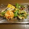 ねき - 料理写真:前菜三種盛り合わせ