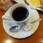 カフェラウンジ ハイマート - ドリンク写真:モーニングセット680円のコーヒー
