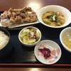 青冥 - 料理写真:チキンバスケットランチ
