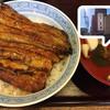 天春 - 料理写真:鰻丼です!