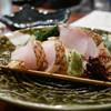 えくらん 漁三郎 - 料理写真:2016/2/27  赤むつ刺し  1,400円