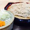 瑳山 - 料理写真:そばアップ