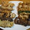 鳥麻 - 料理写真:塩、タレの盛り合わせ