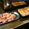 元町ロマンス - 料理写真:カルビ&ホルモン頂きました。