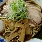 麺屋 海老蔵 - 海老蔵チャーシュー麺