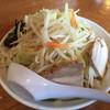 ぽっぽっ屋 - 料理写真:味噌ラーメン 野菜多め