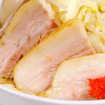 承太郎 - 脂とろける美味しいチャーシュー。