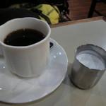 アロマ 珈琲 - ドリンク写真:モーニングセットの珈琲