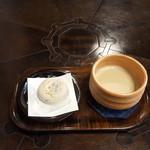 茶房 ぎゃらりー かさの家 - 野立てコーヒーセット