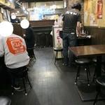 紅とん - 店内の様子