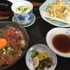 味の店 天然活魚 なかにし - 料理写真:天然ブリ丼セット=700円