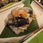 根室花まる - 2016.3 さんまの飯寿司