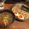 麺屋 八蔵 - 料理写真:つけ麺中盛り+半熟煮玉子201601