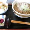 山形一寸亭 - 料理写真:天丼セット。905円。