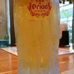 ぱいぱいのむら - 生ビール
