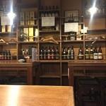 大衆飲み処 徳田酒店 - 店内は整然としています。