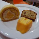 マンゴー チャチャ - マンゴーハートラブケーキ(下)
