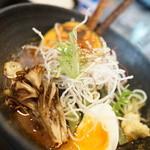 Spice&mill - たっぷし野菜カレー(ベジスープ