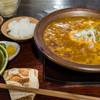 甘味喫茶 侘助 - 料理写真:土鍋カレーうどん