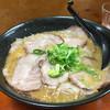ラーメン屋 太陽 - 料理写真:味噌ラーメン(チャーシュートッピング)